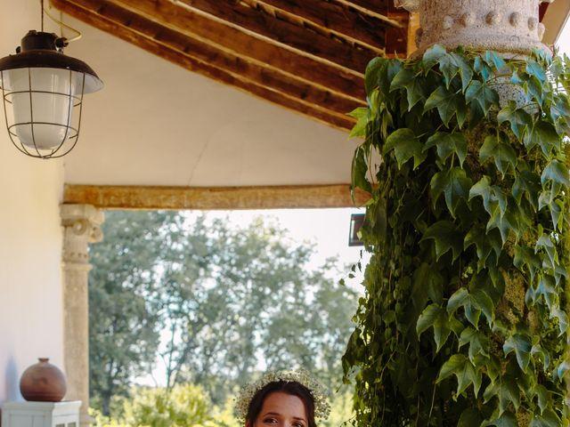 La boda de David y Idoya en Segovia, Lugo 28