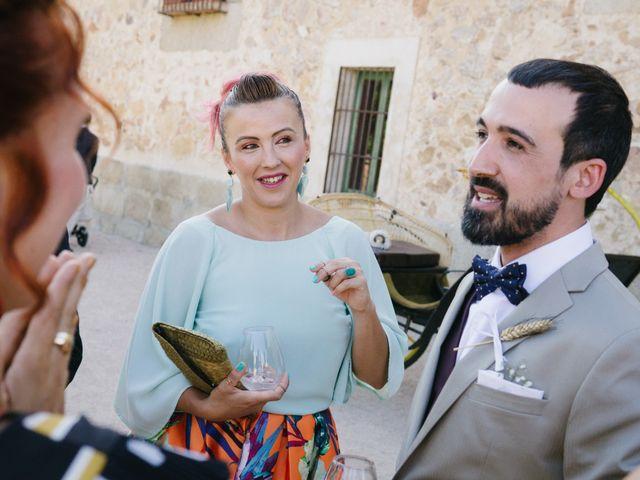 La boda de David y Idoya en Segovia, Lugo 29