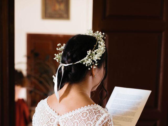 La boda de David y Idoya en Segovia, Lugo 32