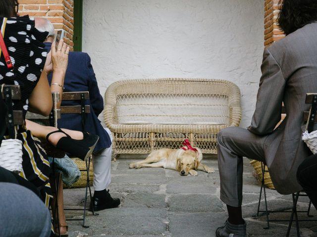 La boda de David y Idoya en Segovia, Lugo 33