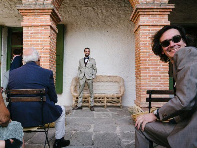 La boda de David y Idoya en Segovia, Lugo 34