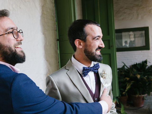 La boda de David y Idoya en Segovia, Lugo 35