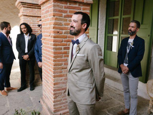 La boda de David y Idoya en Segovia, Lugo 36