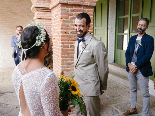 La boda de David y Idoya en Segovia, Lugo 38