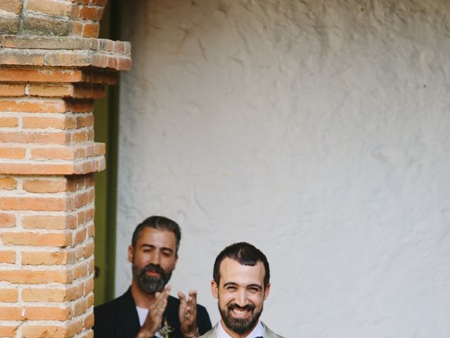 La boda de David y Idoya en Segovia, Lugo 39