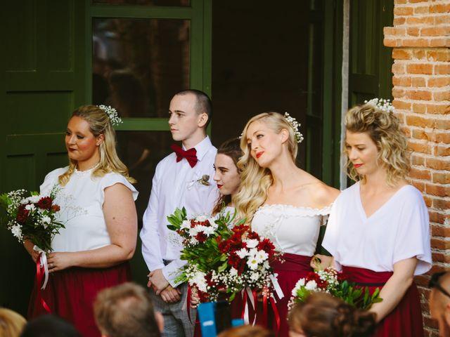 La boda de David y Idoya en Segovia, Lugo 40