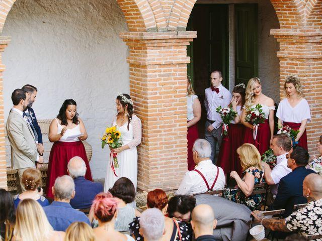 La boda de David y Idoya en Segovia, Lugo 42