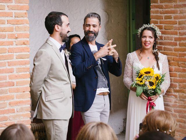 La boda de David y Idoya en Segovia, Lugo 43