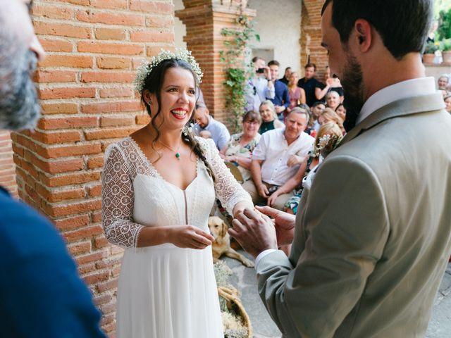 La boda de David y Idoya en Segovia, Lugo 48