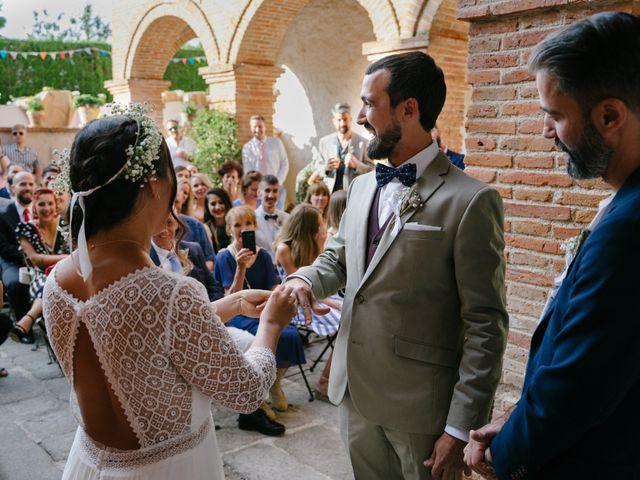 La boda de David y Idoya en Segovia, Lugo 49