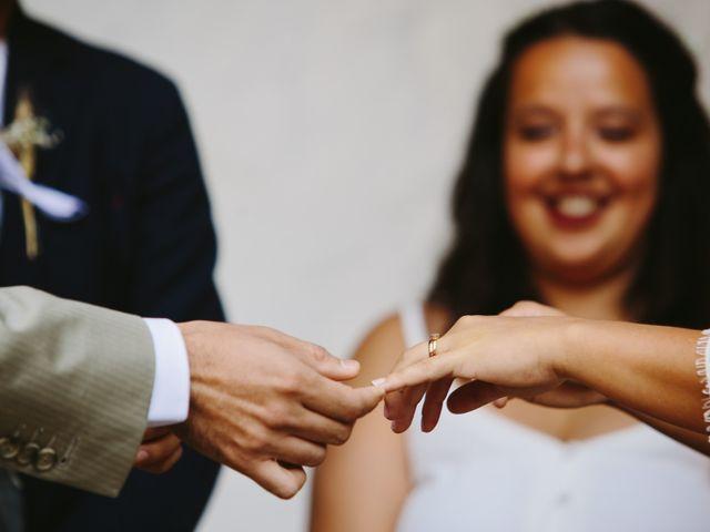 La boda de David y Idoya en Segovia, Lugo 51