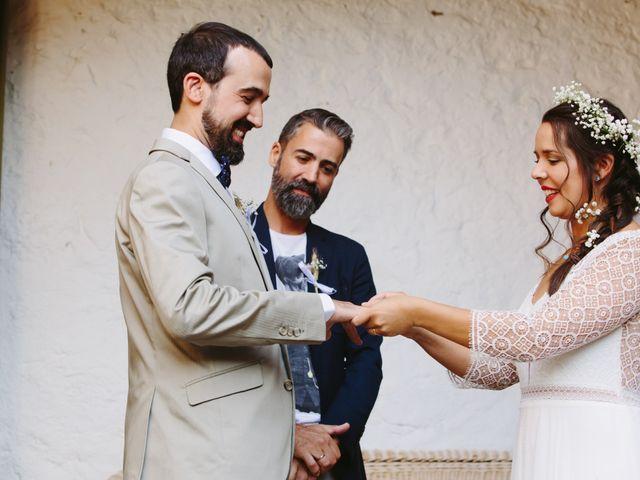 La boda de David y Idoya en Segovia, Lugo 52