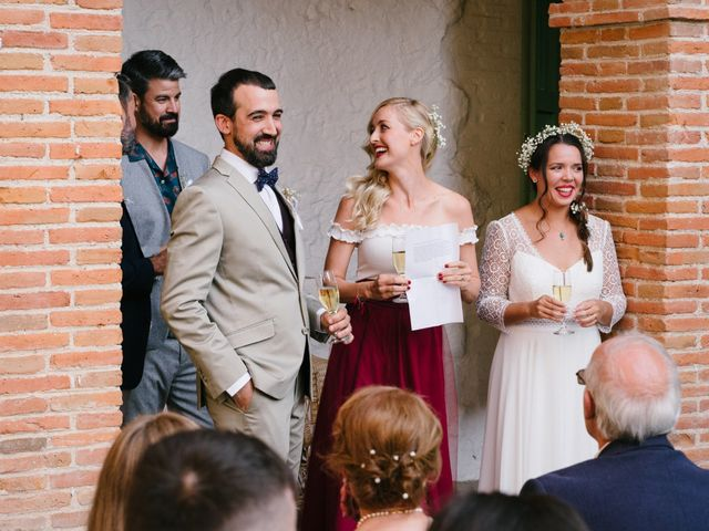 La boda de David y Idoya en Segovia, Lugo 53