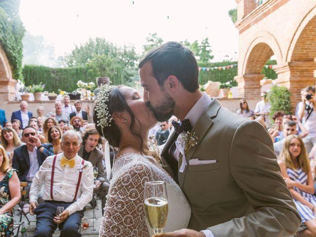 La boda de David y Idoya en Segovia, Lugo 55