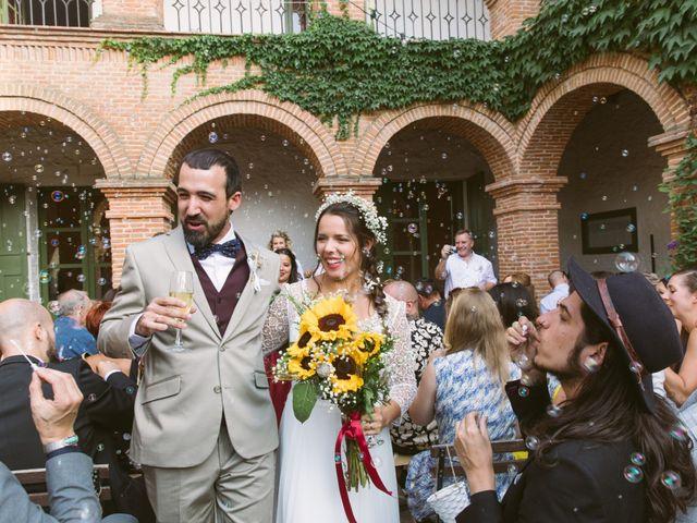 La boda de David y Idoya en Segovia, Lugo 56