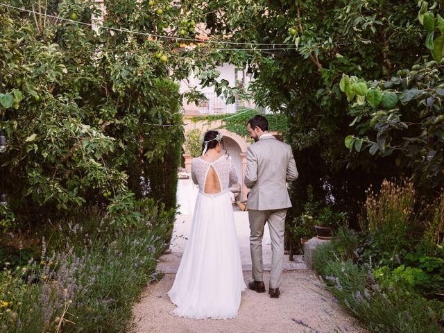 La boda de David y Idoya en Segovia, Lugo 57