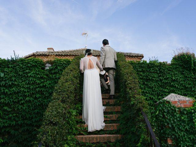 La boda de David y Idoya en Segovia, Lugo 58