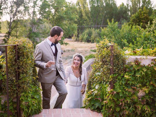 La boda de David y Idoya en Segovia, Lugo 59