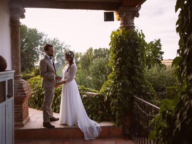 La boda de David y Idoya en Segovia, Lugo 62
