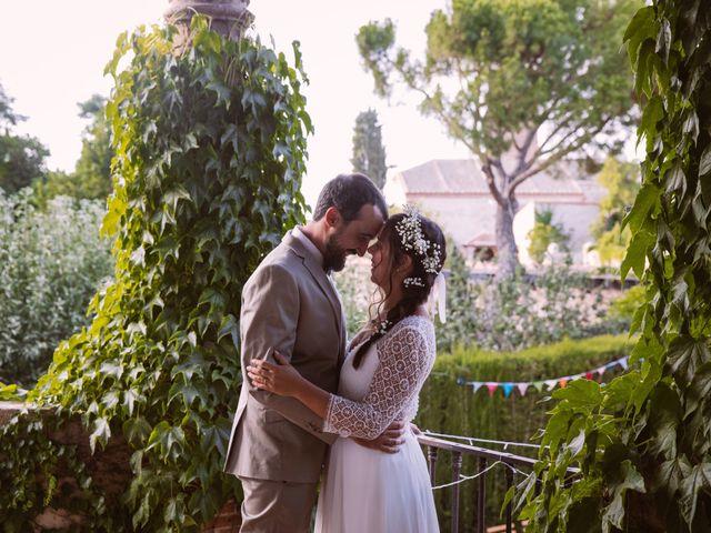 La boda de David y Idoya en Segovia, Lugo 63