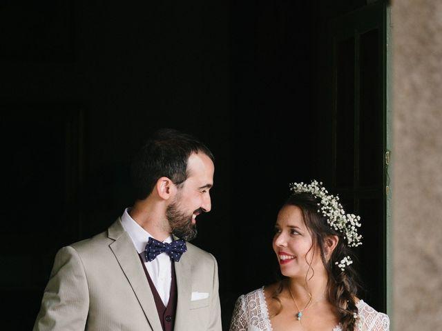 La boda de David y Idoya en Segovia, Lugo 65