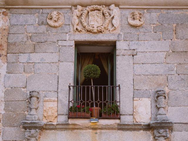 La boda de David y Idoya en Segovia, Lugo 69