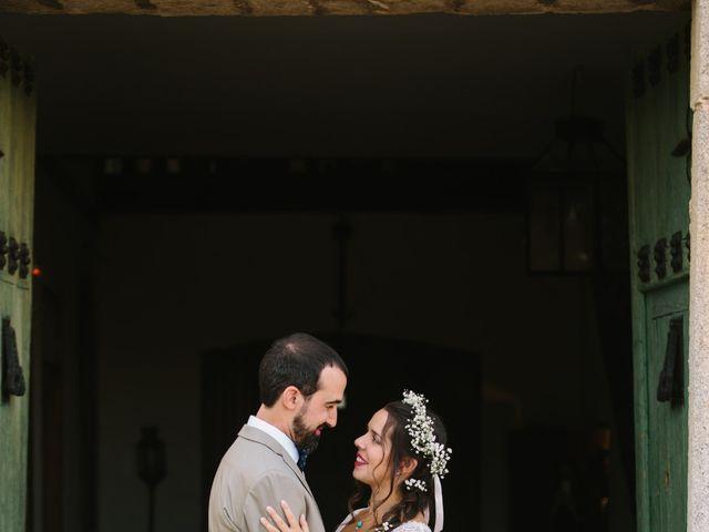 La boda de David y Idoya en Segovia, Lugo 70