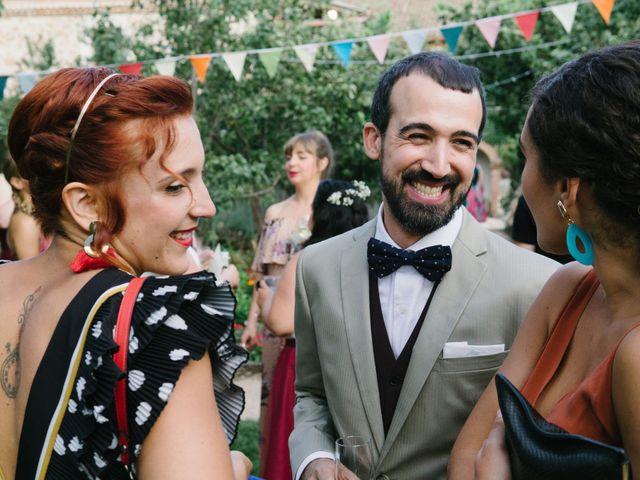La boda de David y Idoya en Segovia, Lugo 72