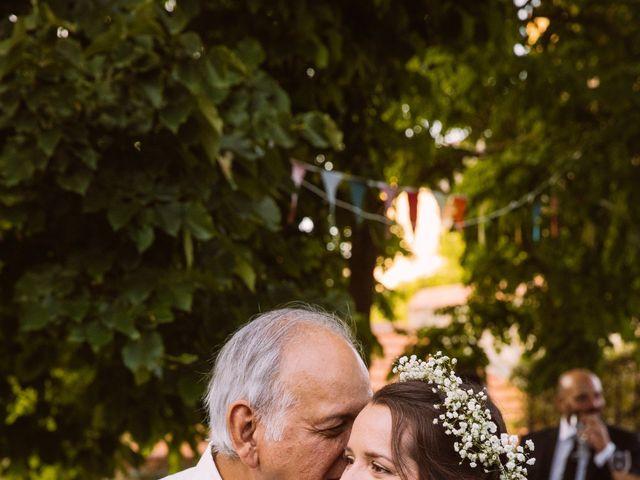 La boda de David y Idoya en Segovia, Lugo 75