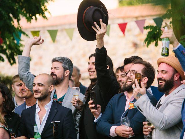 La boda de David y Idoya en Segovia, Lugo 78