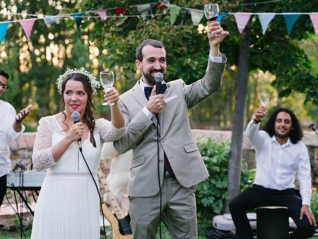 La boda de David y Idoya en Segovia, Lugo 82