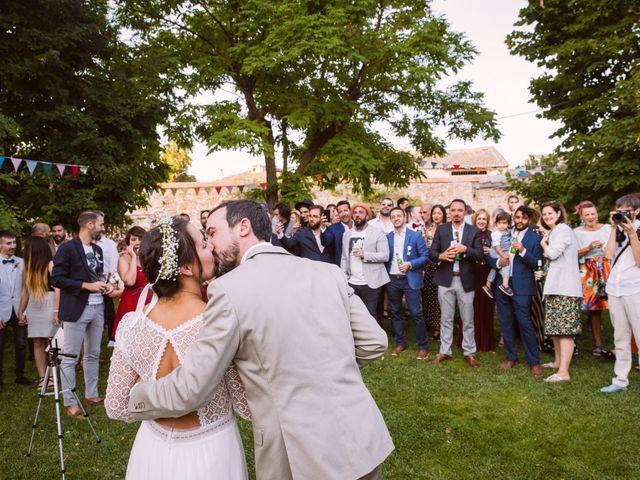 La boda de David y Idoya en Segovia, Lugo 84