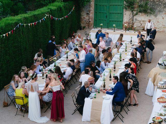 La boda de David y Idoya en Segovia, Lugo 87