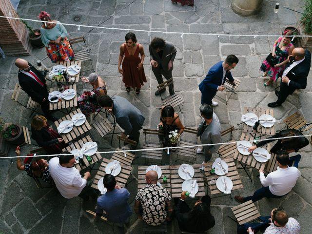 La boda de David y Idoya en Segovia, Lugo 88