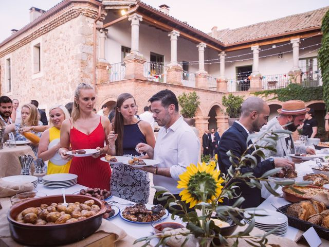 La boda de David y Idoya en Segovia, Lugo 89