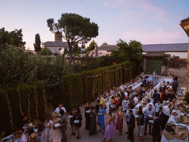 La boda de David y Idoya en Segovia, Lugo 90