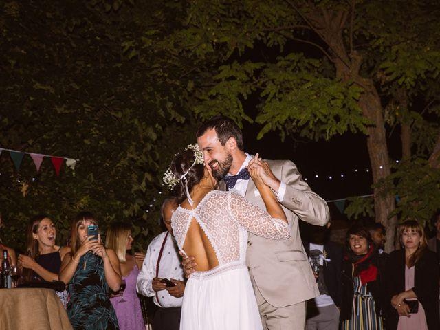 La boda de David y Idoya en Segovia, Lugo 91