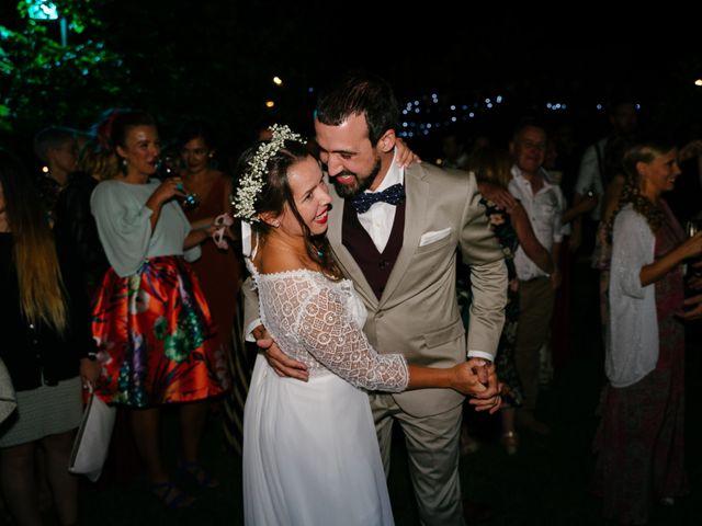 La boda de David y Idoya en Segovia, Lugo 92