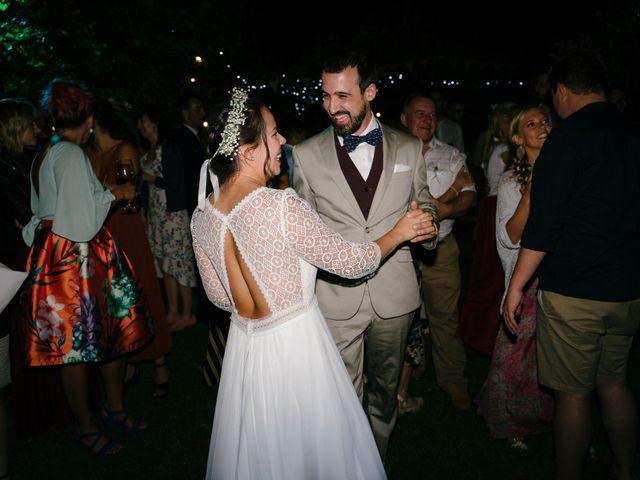 La boda de David y Idoya en Segovia, Lugo 93