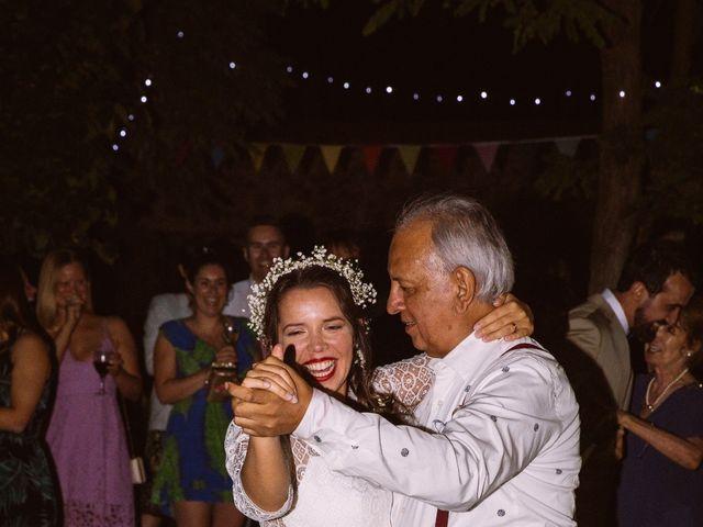 La boda de David y Idoya en Segovia, Lugo 94