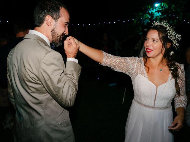 La boda de David y Idoya en Segovia, Lugo 96