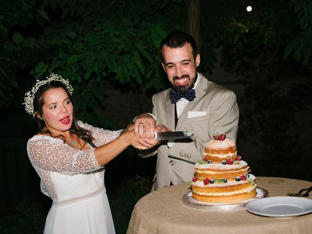 La boda de David y Idoya en Segovia, Lugo 98