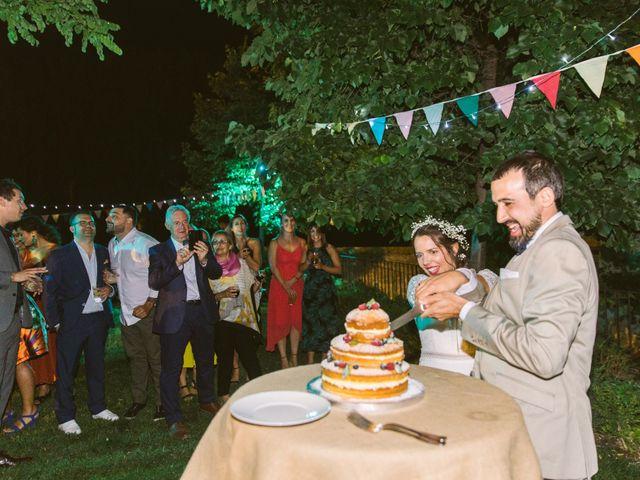 La boda de David y Idoya en Segovia, Lugo 99