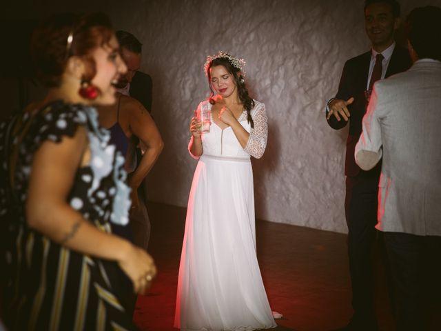 La boda de David y Idoya en Segovia, Lugo 102