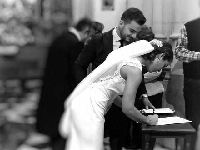 La boda de Alberto  y María