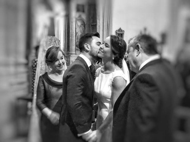 La boda de María  y Alberto  en Jaén, Jaén 4