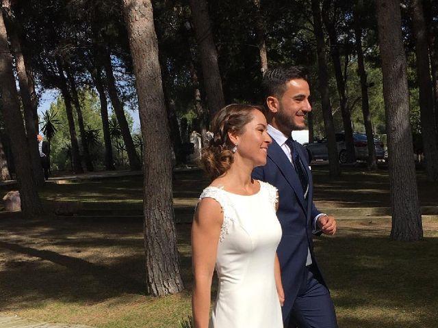 La boda de María  y Alberto  en Jaén, Jaén 5