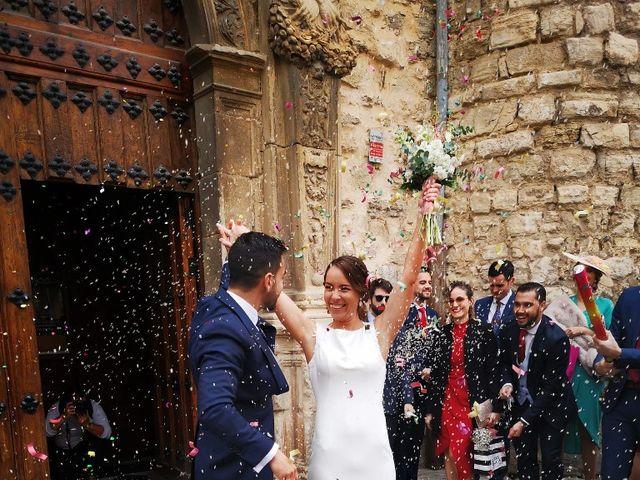 La boda de María  y Alberto  en Jaén, Jaén 6