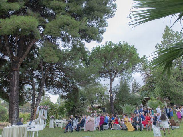 La boda de Manuel y Nayara en Estación De Cartama, Málaga 11