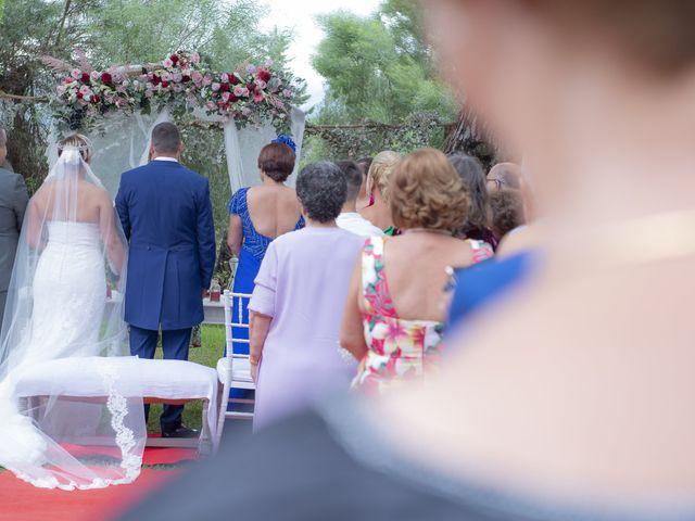 La boda de Manuel y Nayara en Estación De Cartama, Málaga 20